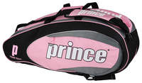 Prince Tour Team Pink 6 Pack Tennis Bag $69.00.