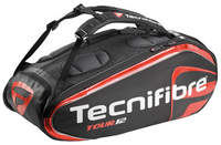 Tecnifibre Tour line 12 red black tennistas