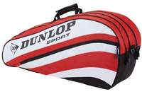Dunlop Club 6 racket Thermobag rood