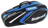 Babolat Club Line Racketholder X6 Blue tennistas