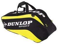 Dunlop Biomimetic Premium Pro 6 racket Thermobag yellow tennistas