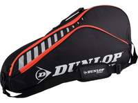 Dunlop Club 3 racket bag Black tennistas