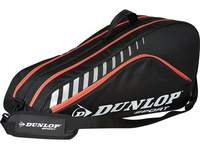 Dunlop Club 6 racket bag Black tennistas